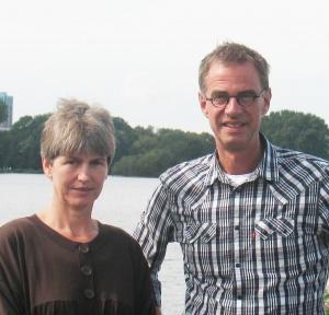Helma en Bart